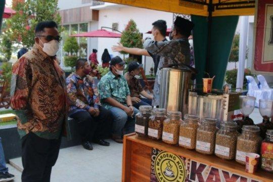 Pemprov Jatim dorong produksi kopi olahan di tengah pandemi