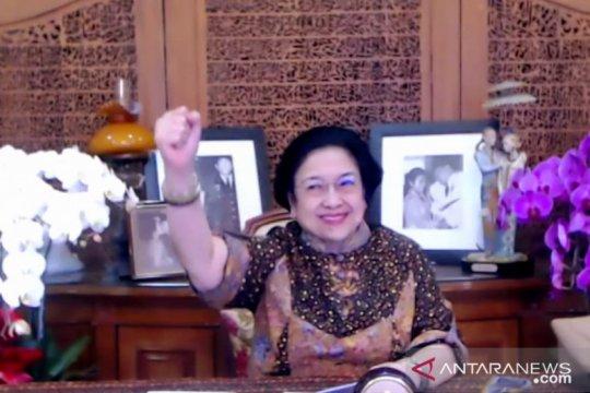Megawati ajak masyarakat perkuat disiplin prokes hadapi COVID-19