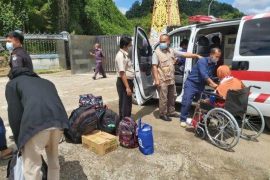 KJRI Kuching bantu pulangkan WNI yang stroke dan kondisi khusus