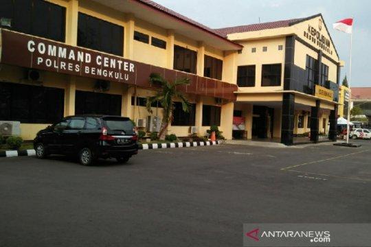 Polres Bengkulu berlakukan vaksinasi sebagai syarat buat SIM-SKCK