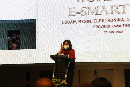 Ratusan IKM Jatim ikuti workshop e-Smart Kemenperin