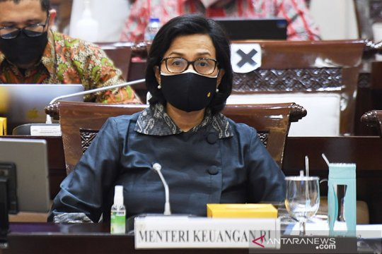 Menkeu: PP Holding Ultra Mikro tunggu tanda tangan Presiden Jokowi