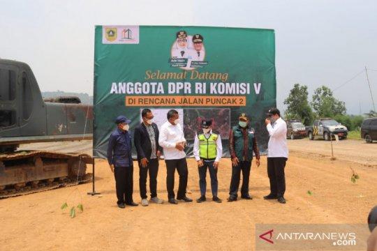 Bupati Bogor cari cara lain danai pembangunan Jalur Puncak II