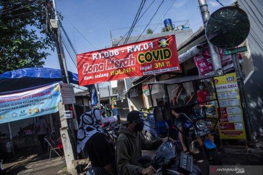 Senin ini, pertambahan kasus COVID-19 Jakarta kembali di atas 5.000