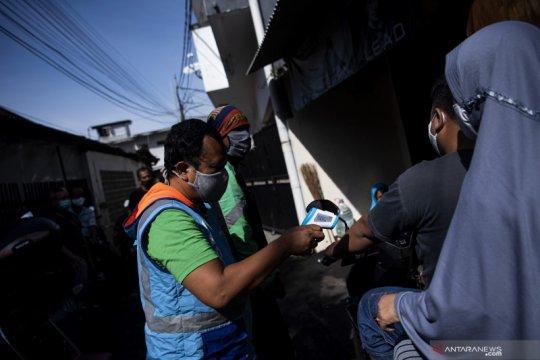 Kasus COVID-19 di Indonesia bertambah 14.536 orang
