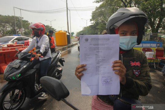 Kemarin, lonjakan COVID-19 Semarang hingga 75 persen WFH zona merah