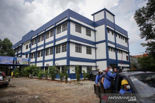 SMPN 30 Kota Tangerang difungsikan untuk rumah isolasi COVID-19