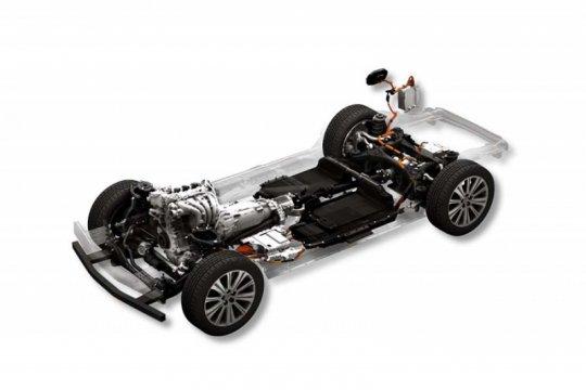 Mazda siap rilis 13 mobil listrik antara 2022-2025