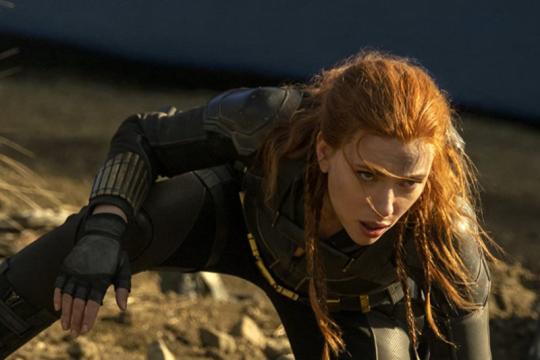 Cerita Scarlett Johansson perankan Black Widow selama 1 dekade