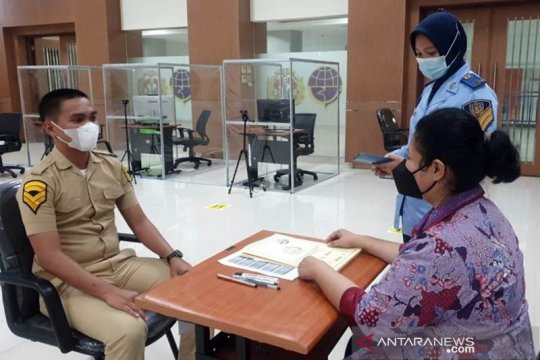 Imigrasi Makassar terbitkan 146 paspor untuk taruna PIP