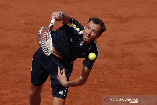 Medvedev ingin tingkatkan kepercayaan diri jelang Wimbledon
