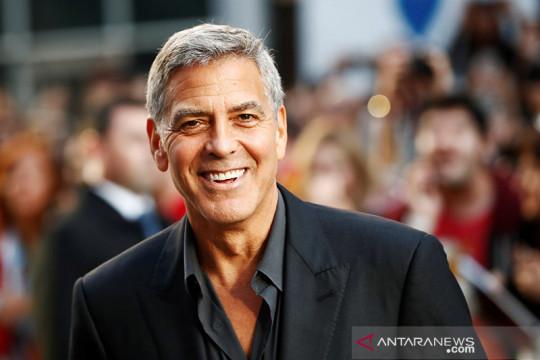 George Clooney, Kerry Washington dan Don Cheadle buka sekolah kru film