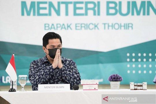 Manuver Menteri BUMN Erick Thohir bantu tekan lonjakan COVID-19