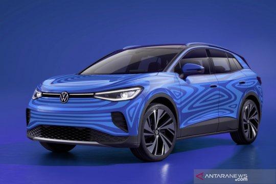 Penjualan mobil listrik VW ID4 tidak sesuai harapan