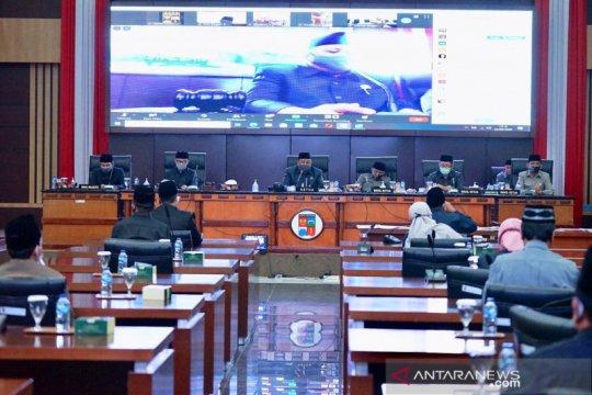 """Dua anggota positif COVID-19, DPRD Kota Bogor  """"semi-lockdown"""""""