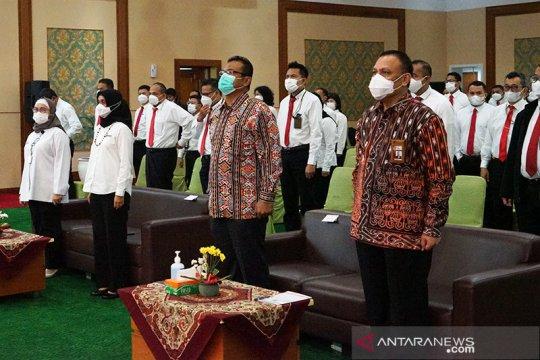 Sembilan pegawai KPK mencabut permohonan di Mahkamah Konstitusi