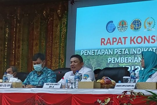 Pantau PIPPIB, Waka Komite I DPD RI Fernando Sinaga Kunjungi Riau