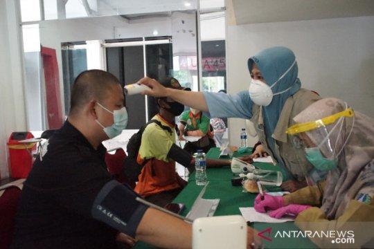 Animo masyarakat ikuti vaksinasi COVID-19 di kampus besar