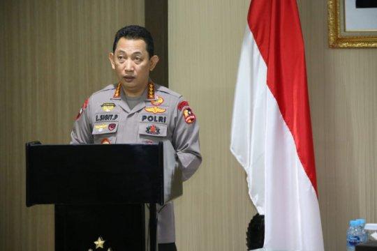 Kapolri ingatkan sinergitas Polri-auditor kunci cegah korupsi