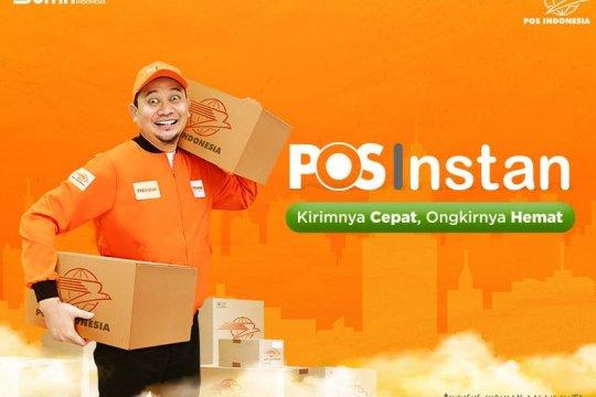 Luncurkan Pos Instan, produk kiriman cepat bergaransi persembahan Pos Indonesia