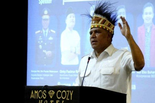 Kabaintelkam Polri ditunjuk Presiden jadi Deputi BNPP