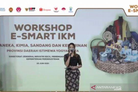 """Kemenperin dorong UMKM """"go digital"""" melalui program e-Smart IKM"""