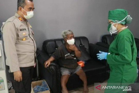 Polsek Cilandak gelar vaksinasi untuk 30 warga disabilitas