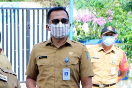 23 kelurahan di 10 kecamatan Kota Tangerang masuk zona merah