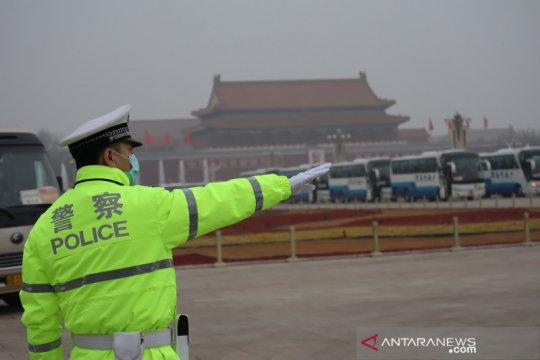 Lapangan Tiananmen dan Kota Terlarang ditutup untuk umum