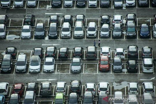 Tarif parkir maksimal kendaraan di DKI Jakarta masih sebatas usulan