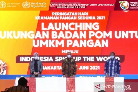 BPOM: Layanan impor pangan olahan bisa dilakukan dalam hitungan jam