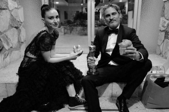 """Joaquin Phoenix dan Rooney Mara kembali lewat film """"Polaris"""""""
