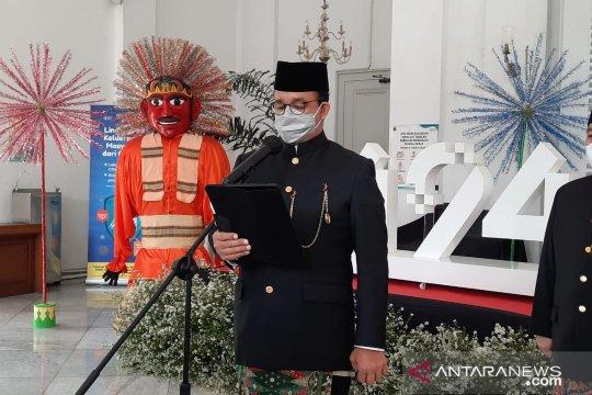 Ini permintaan Anies terkait lonjakan COVID-19 di Jakarta