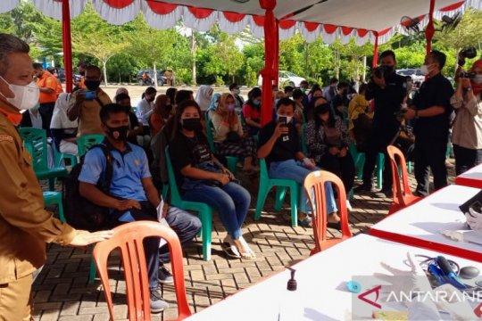 Kubu Raya sasar 3.000 warga dalam tiga hari pelayanan vaksinasi massal
