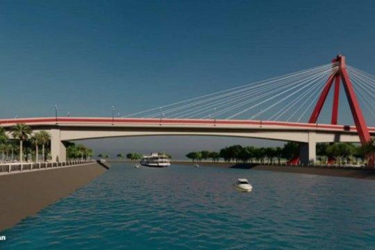 Kementerian PUPR targetkan Jembatan Aek Tano Pongol rampung 2022