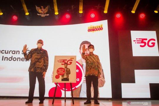 Indosat Ooredoo pilih Kota Solo untuk luncurkan layanan jaringan 5G perdananya