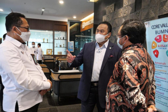 Rachmat Gobel: Hilangkan ego sektoral, kunci atasi beras nasional