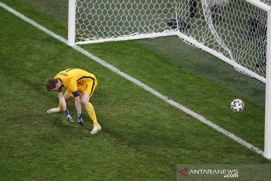Piala Eropa 2020: Belgia menang 2-0 atas Finlandia