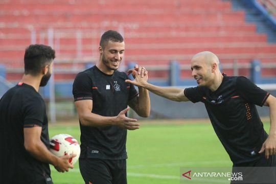 Persik Kediri rekrut tiga pemain asing baru