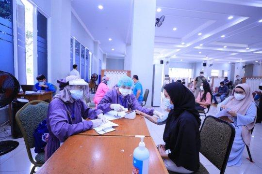 Universitas Pancasila buka vaksinasi Covid-19 Indonesia Bangkit