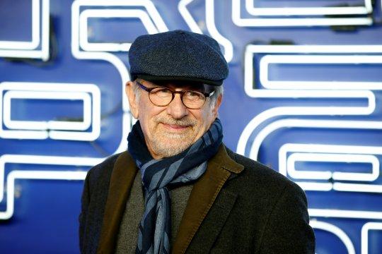 Studio Steven Spielberg disiapkan garap berbagai film untuk Netflix