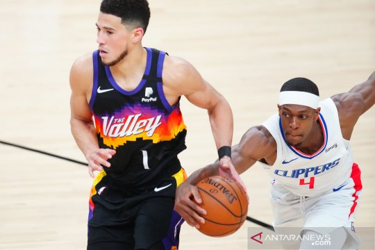 Final Playoff NBA wilayah Barat : Suns vs Clippers