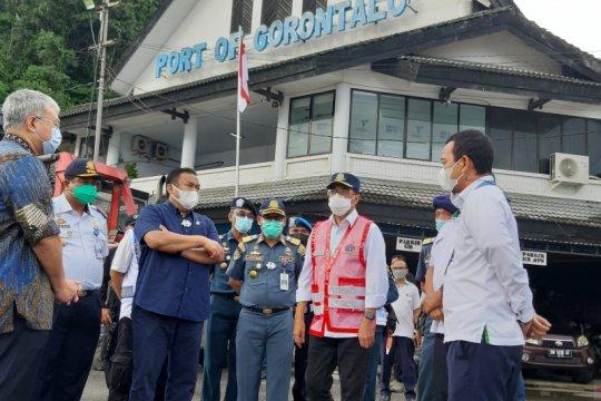 Menhub usulkan penataan Pelabuhan Gorontalo kepada Presiden