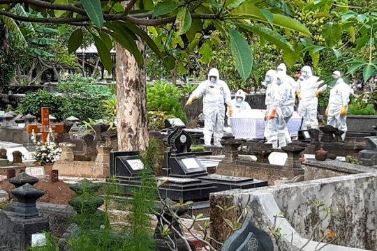Personel tim pemakaman BPBD Yogyakarta terpapar COVID-19 bertambah