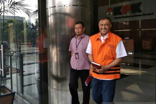 Hasil lelang mobil Markus Nari, KPK setor Rp550 juta ke kas negara