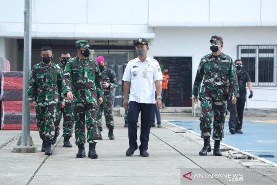 Panglima TNI kembali sidak Rusun Nagrak isolasi pasien COVID-19