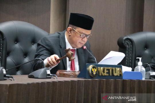 DKPP RI berhentikan tetap Ketua KIP Aceh Tengah