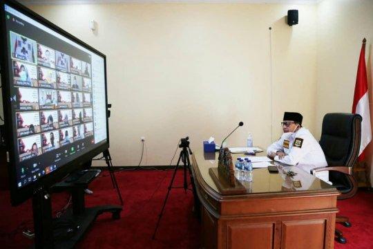 Wahidin Halim menegaskan komitmen ciptakan Banten bersih berintegritas