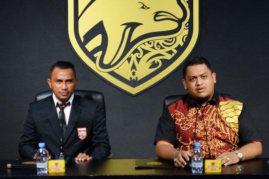 Borneo FC tunjuk Firman Utina tangani akademi