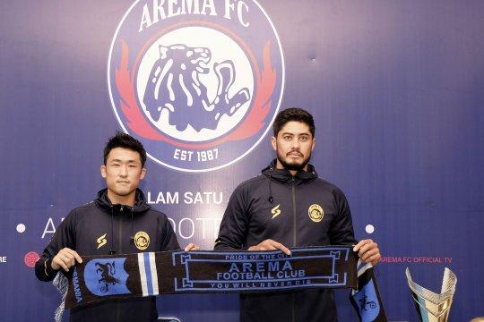Pemain baru Arema FC ingin bawa Singo Edan juara Liga 1